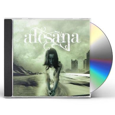Alesana ON FRAIL WINGS OF VANITY & WAX CD