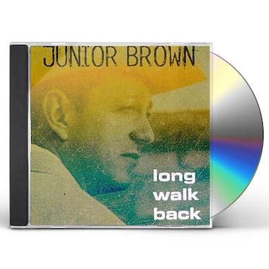 Junior Brown LONG WALK BACK CD
