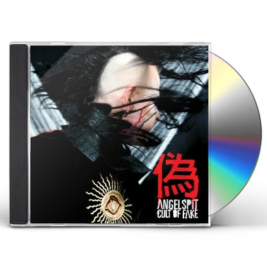 Angelspit CULT OF FAKE CD