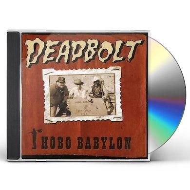 HOBO BABYLON CD