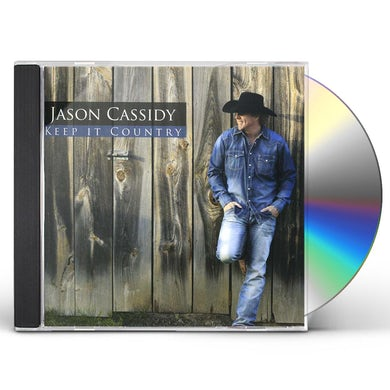 Jason Cassidy KEEP IT COUNTRY CD