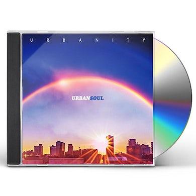 Urbanity URBAN SOUL CD