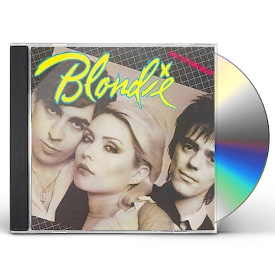Blondie EAT TO THE BEAT CD