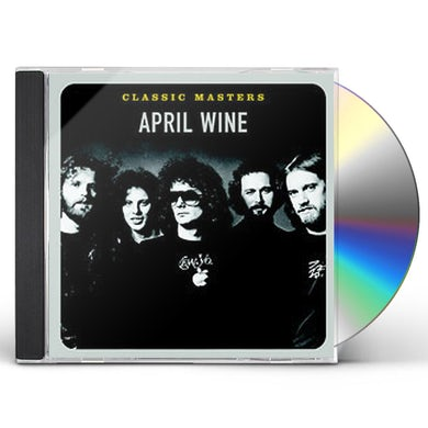 April Wine CLASSIC MASTERS CD