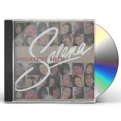Selena Greatest Hits CD