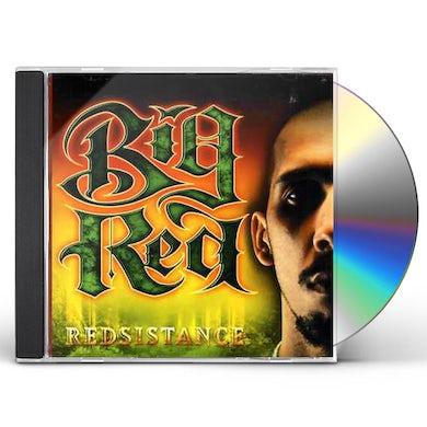 Big Red REDSISTANCE CD