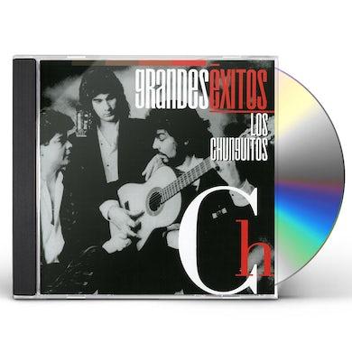 Los Chunguitos GRANDES EXITOS CD