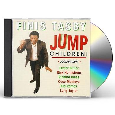 Finis Tasby JUMP CHILDREN CD
