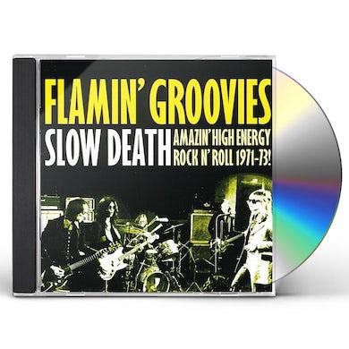 Flamin Groovies SLOW DEATH CD
