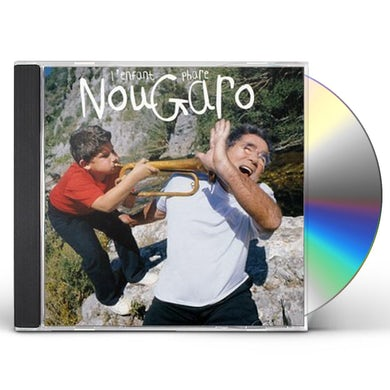Claude Nougaro L'ENFANT PHARE CD