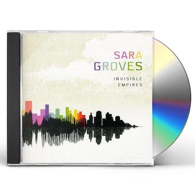 Sara Groves INVISIBLE EMPIRES CD