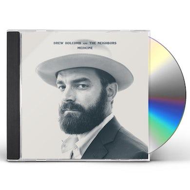 Drew Holcomb and the Neighbors MEDICINE CD