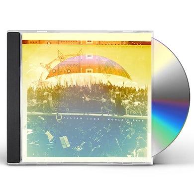 Julian Lage WORLDS FAIR CD