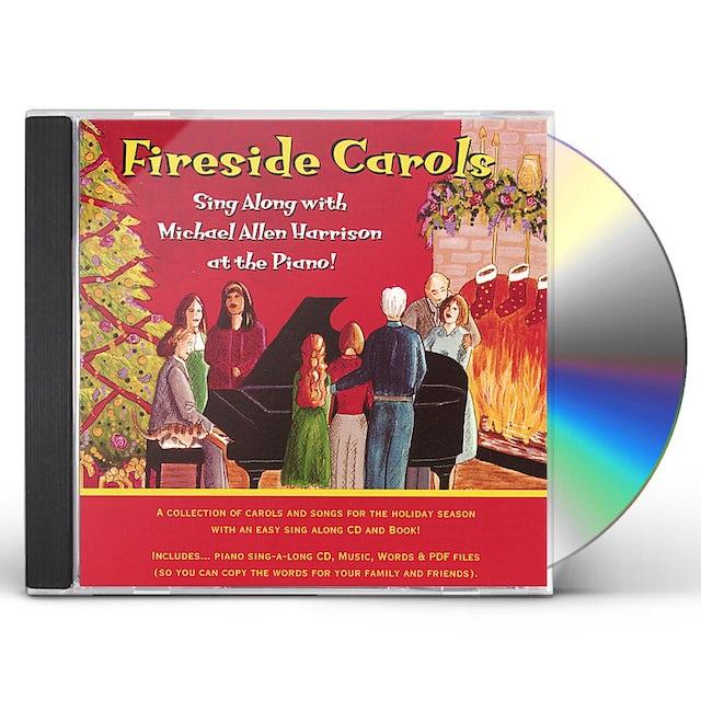 Michael Allen Harrison FIRESIDE CAROLS CD