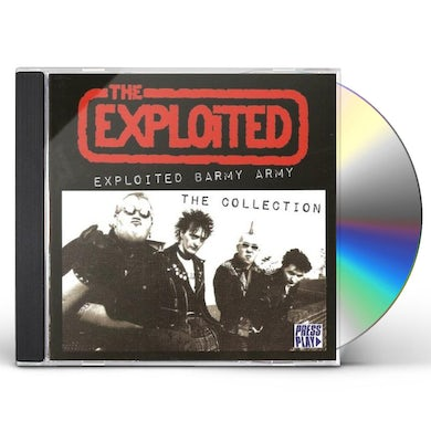 The Exploited BARMY ARMY: COLLECTION CD