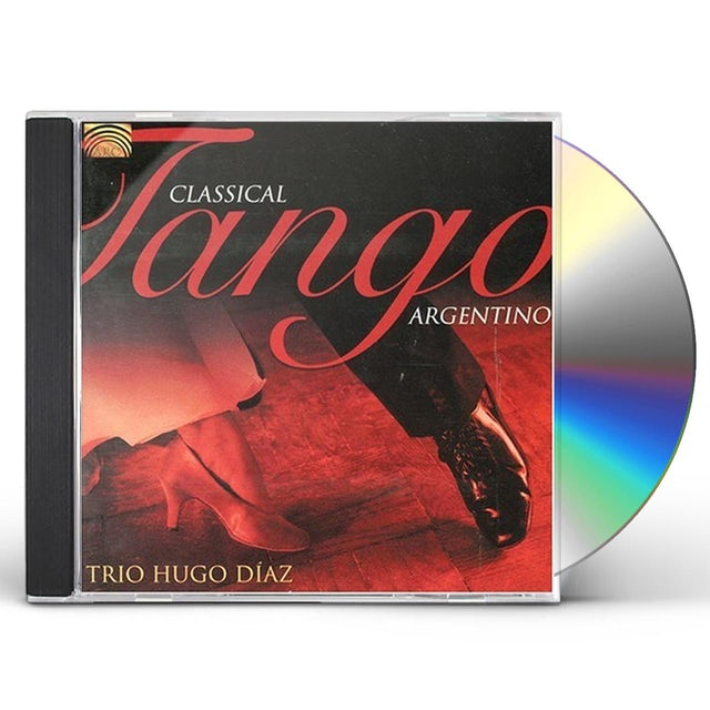 Hugo Diaz CLASSICAL TANGO ARGENTINO CD