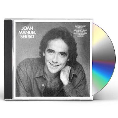 Joan Manuel Serrat SINCERAMENTE TUYO CD
