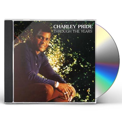 Charley Pride THROUGH THE YEARS CD