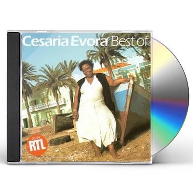Cesaria Evora BEST OF CD