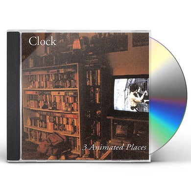 Clock 3 ANIMATED PLACES CD