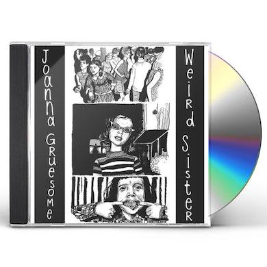 Joanna Gruesome WEIRD SISTER CD