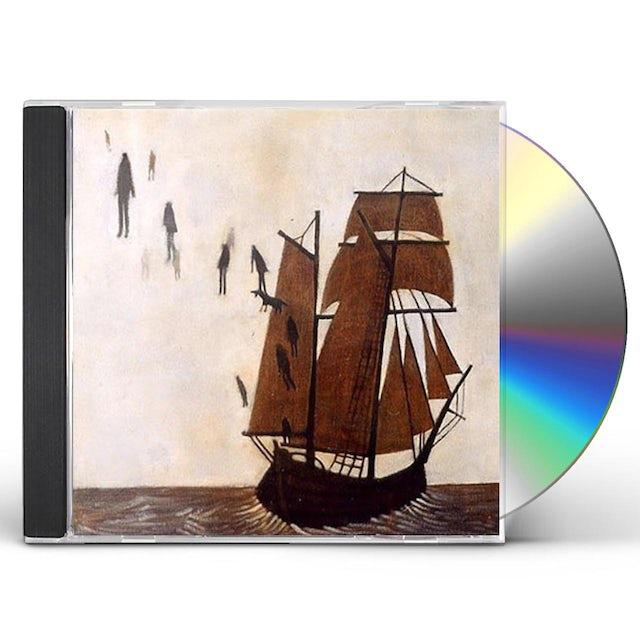 The Decemberists CASTAWAYS & CUTOUTS CD
