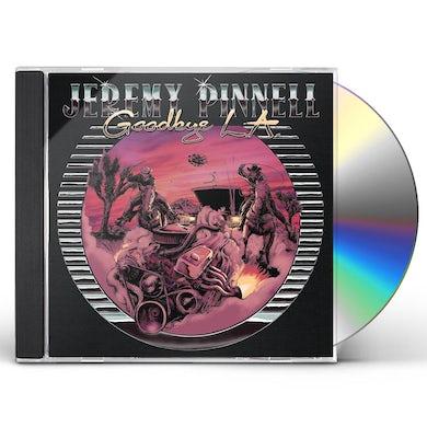 Jeremy Pinnell GOODBYE L.A. CD
