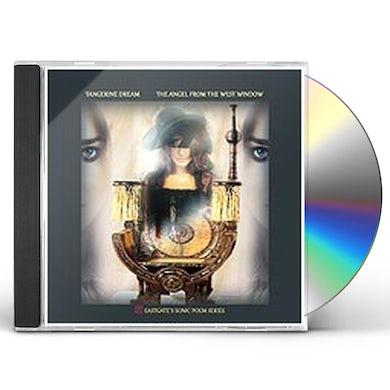 Tangerine Dream GUSTAV MEYRINK ANGEL OF THE WEST WINDOW CD