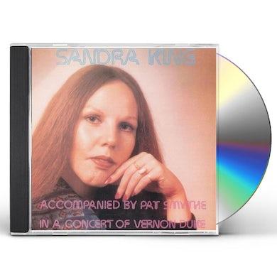Sandra King IN A CONCERT OF VERNON DUKE SONGS CD