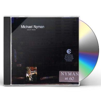 Michael Nyman DECAY MUSIC CD