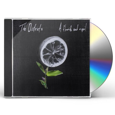 Districts FLOURISH & A SPOIL CD