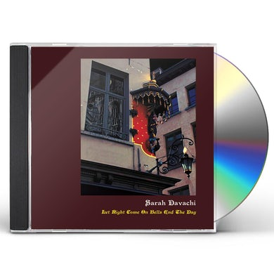 Sarah Davachi LET NIGHT COME ON BELLS END THE DAY CD