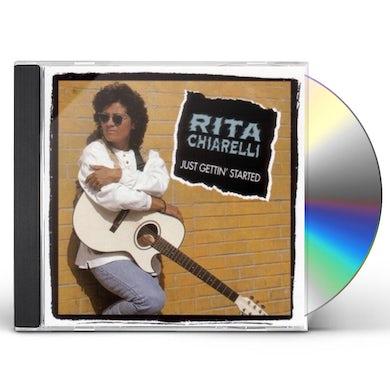 Rita Chiarelli JUST GETTIN STARTED CD