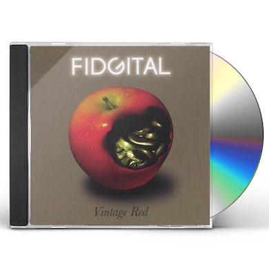 Fidgital VINTAGE RED CD