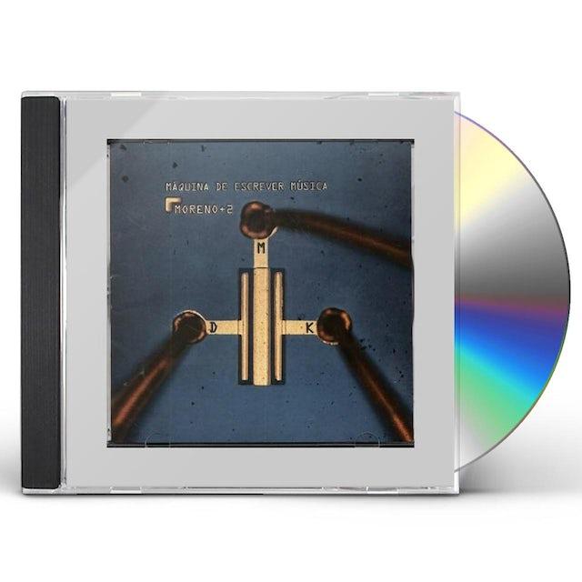 Moreno Veloso MAQUINA DE ESCREVER MUSICA CD
