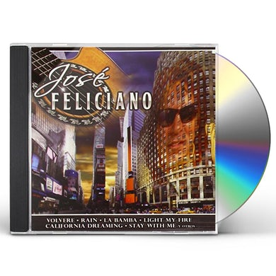 Jose Feliciano LIVE AT THE BLUE NOTE CD