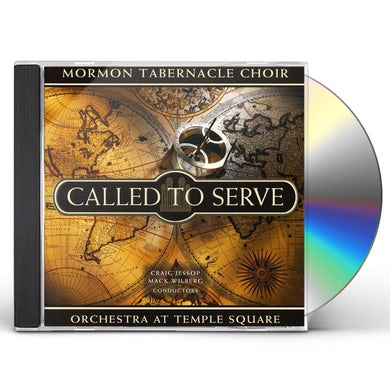 Mormon Tabernacle Choir CALLED TO SERVE CD