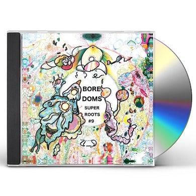 Boredoms SUPER ROOTS 9 CD