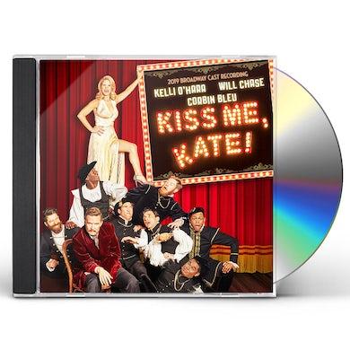 Cole Porter KISS ME KATE (2019 BROADWAY CAST RECORDING) CD