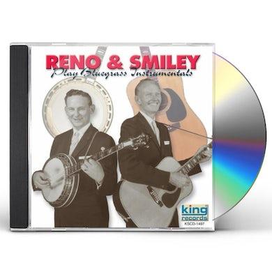 Reno & Smiley PLAY BLUEGRASS INSTRUMENTALS CD