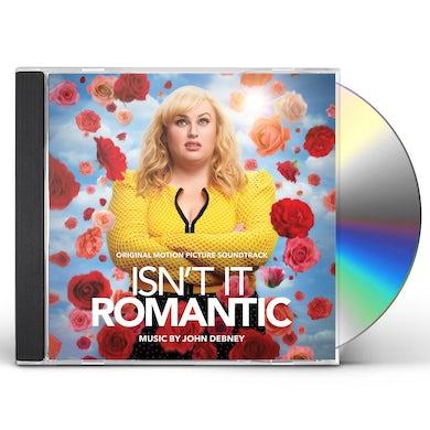 John Debney  ISN'T IT ROMANTIC (Original Soundtrack ) CD