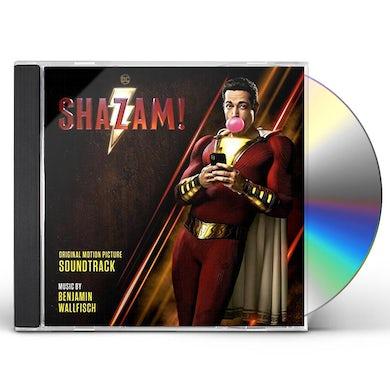 Benjamin Wallfisch SHAZAM (ORIGINAL MOTION PICTURE SOUNDTRACK) CD