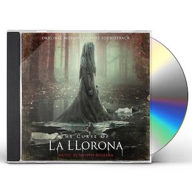 CURSE OF LA LLORONA (Original Soundtrack ) CD