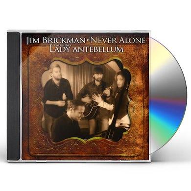 Jim Brickman NEVER ALONE CD