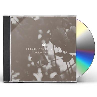 Christopher Bissonnette PITCH PAPER & FOIL CD