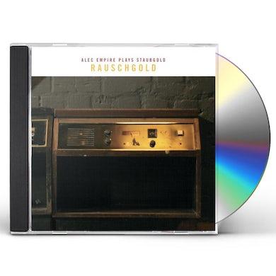RAUSCHGOLD: ALEC EMPIRE PLAYS STAUBGOLD CD