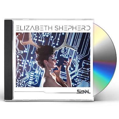 Elizabeth Shepherd SIGNAL CD