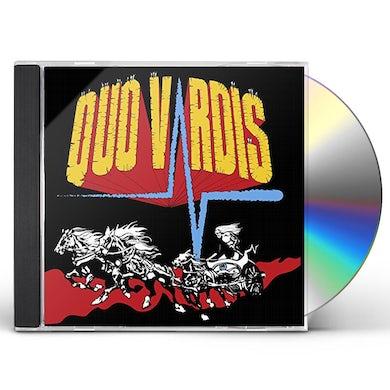 QUO VARDIS CD