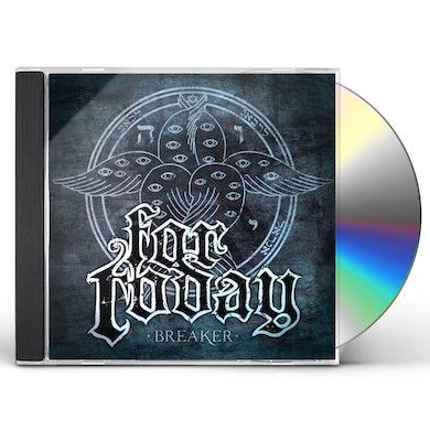 For Today BREAKER CD