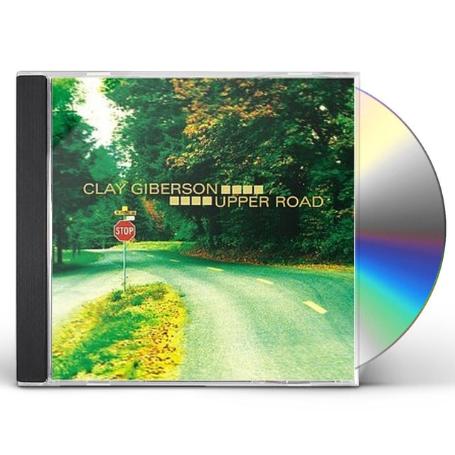 Clay Giberson UPPER ROAD CD